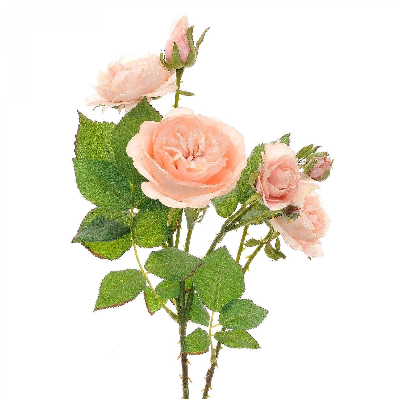 ワイルドローズ ピンク 単品花材 アーティフィシャルフラワー アートフラワー