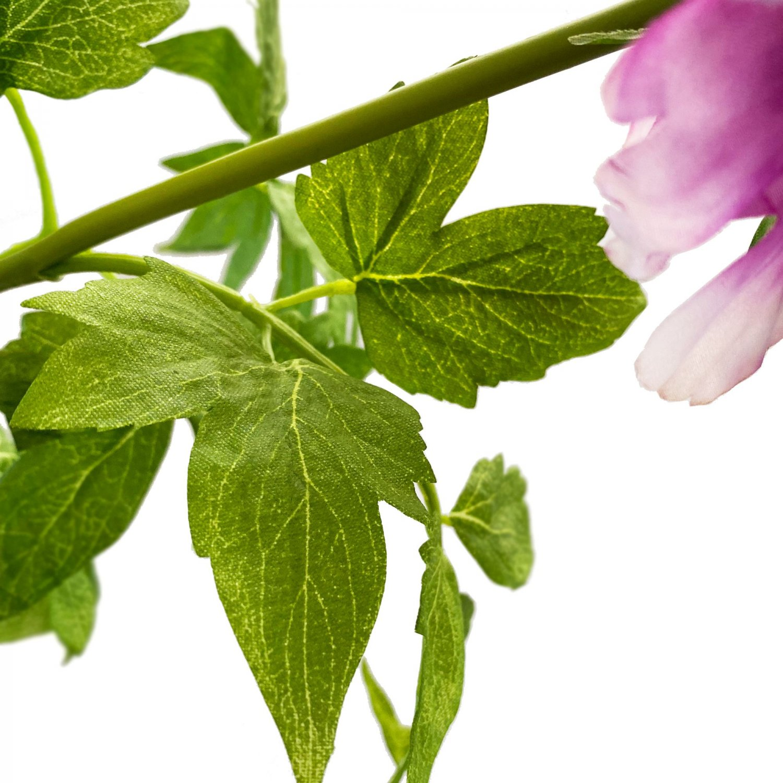 ピオニー 芍薬 フューシャピンク 単品花材 アーティフィシャルフラワー アートフラワー
