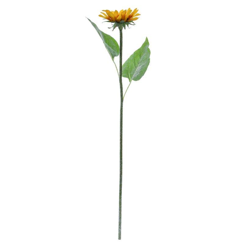 サンフラワー 向日葵 イエロー 単品花材 アーティフィシャルフラワー アートフラワー