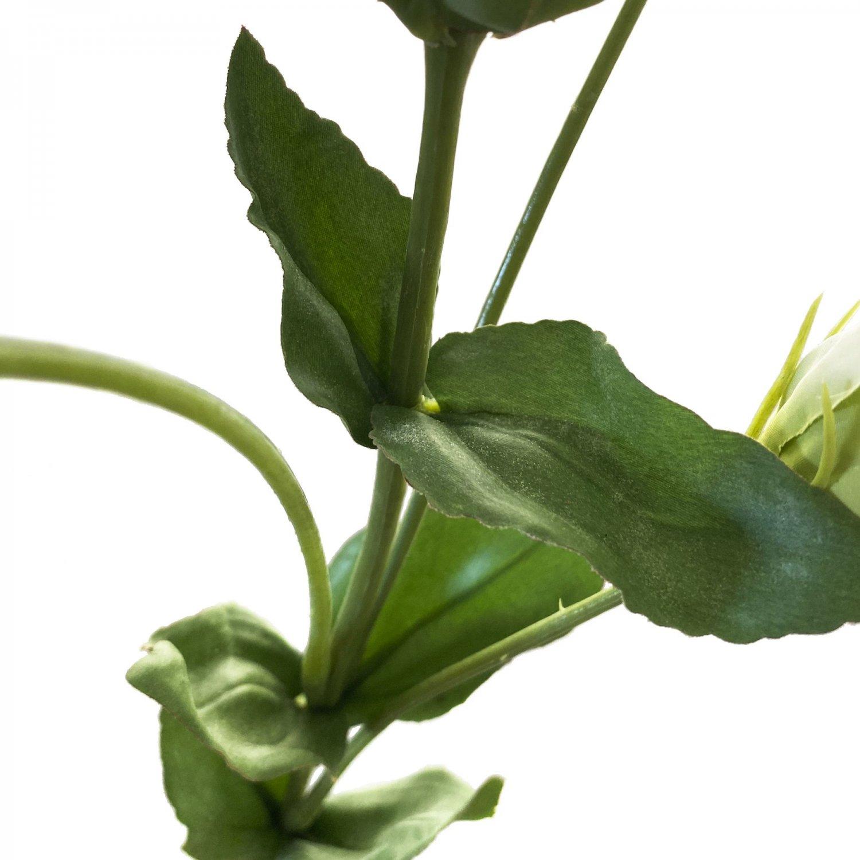 リシアンサス トルコ桔梗 ライトラベンダー 単品花材 アーティフィシャルフラワー アートフラワー