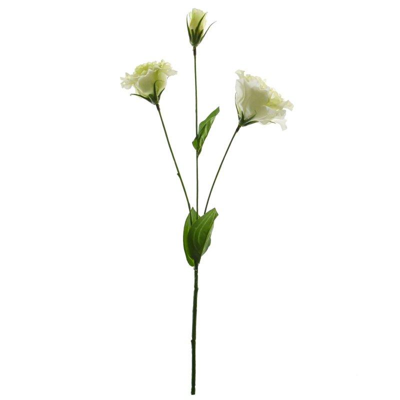 リシアンサス トルコ桔梗 グリーン 単品花材 アーティフィシャルフラワー アートフラワー