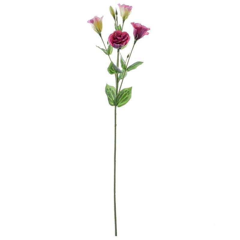 リシアンサス トルコ桔梗 モーブピンク 単品花材 アーティフィシャルフラワー アートフラワー
