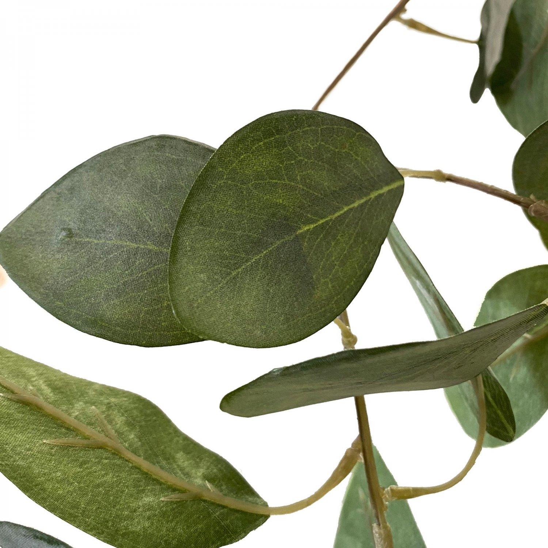 ユーカリスプレー シルバーグリーン 単品花材 アーティフィシャルフラワー アートフラワー