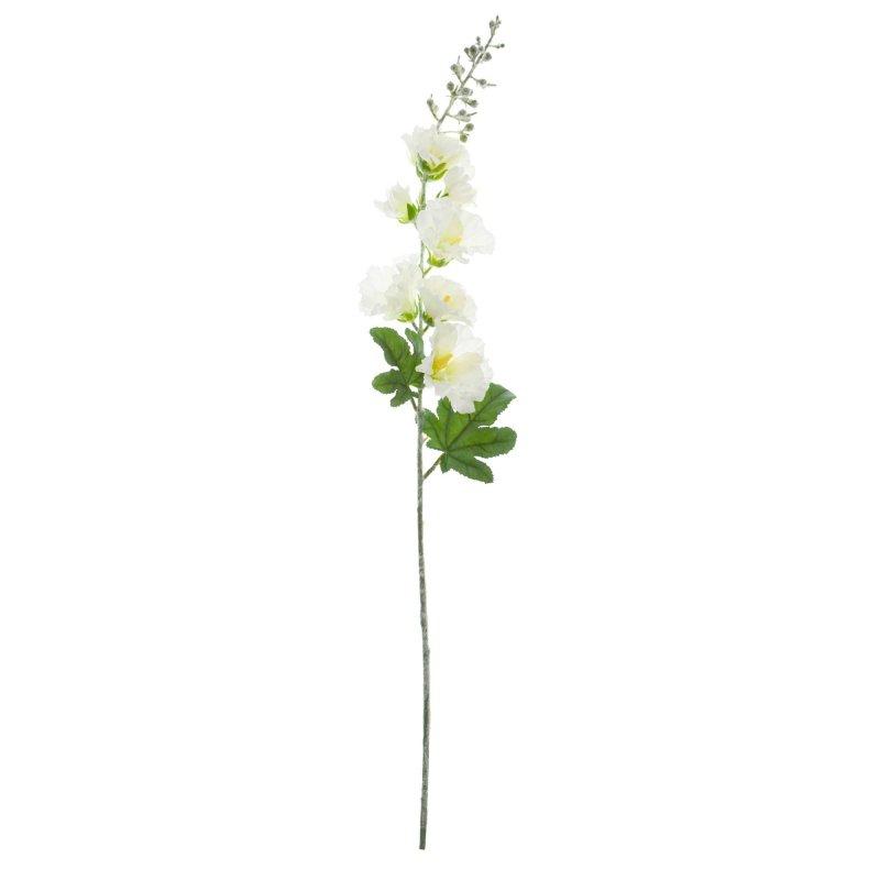 ホーリーホック 立葵 ホワイト 単品花材