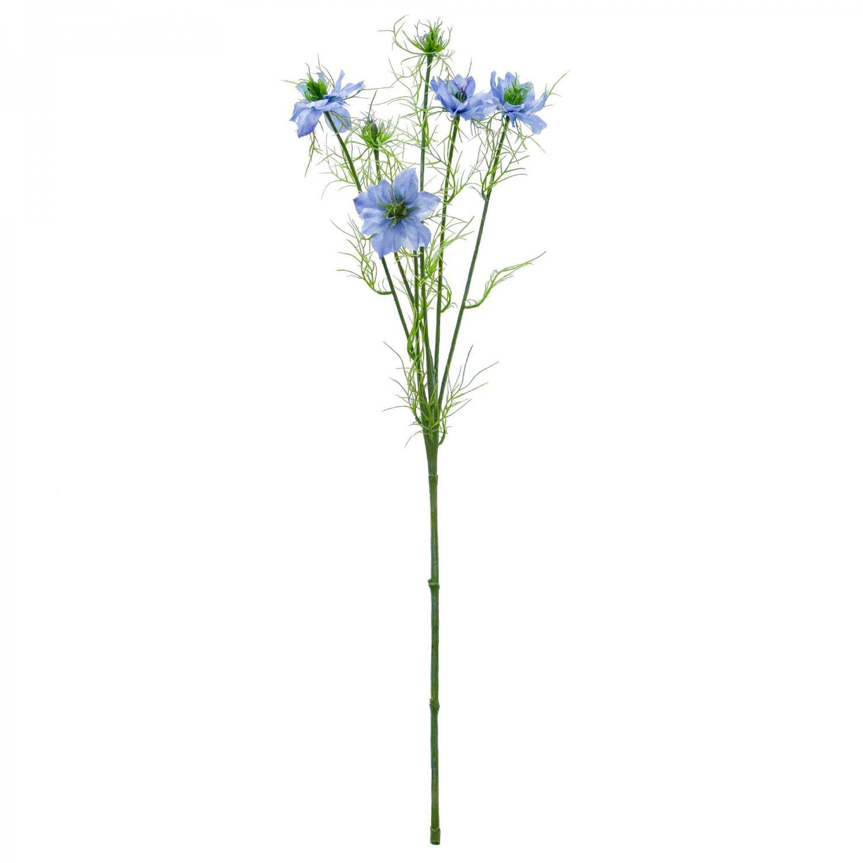 ニゲラ ブルー 単品花材 アーティフィシャルフラワー アートフラワー