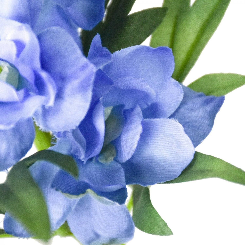 デルフィニューム ブルー 単品花材 アーティフィシャルフラワー アートフラワー