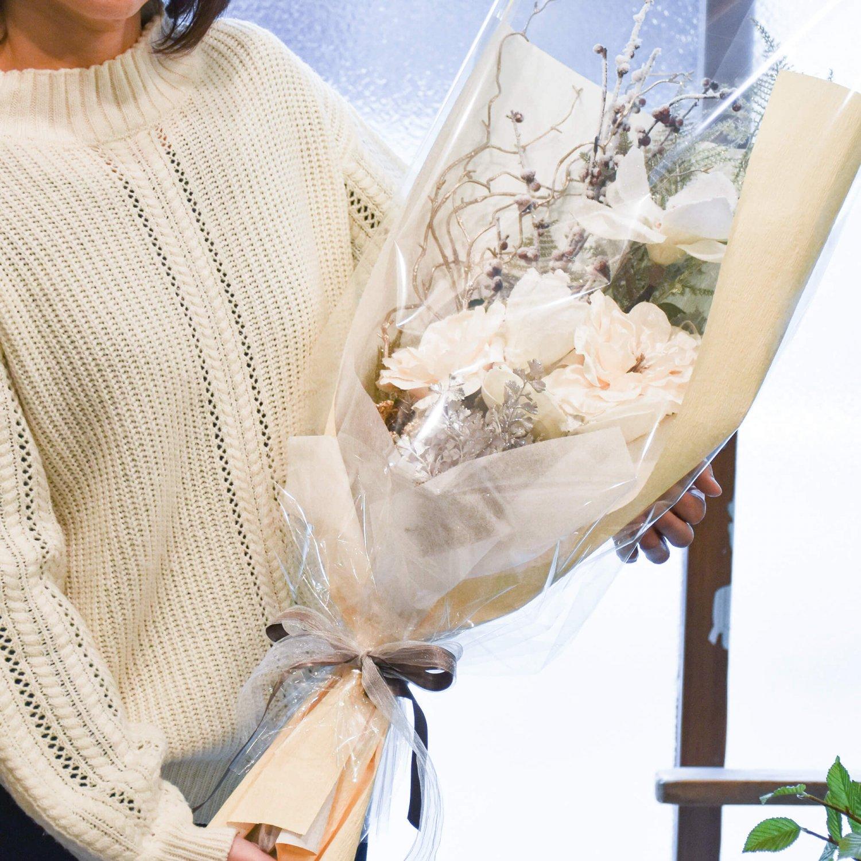 おまかせ 季節の花束 クリスマス