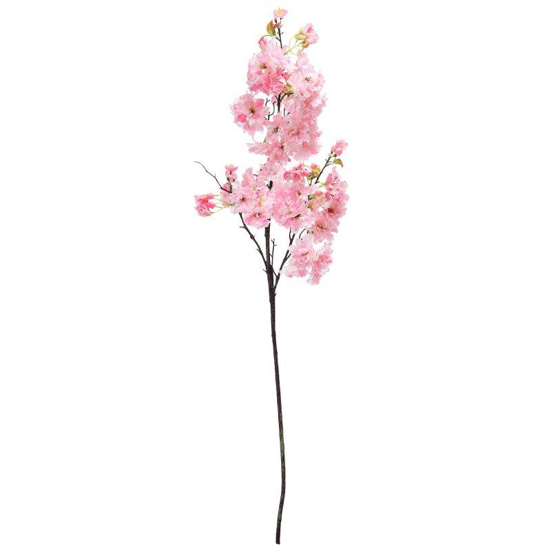 八重桜 八分咲き ピンク  単品花材