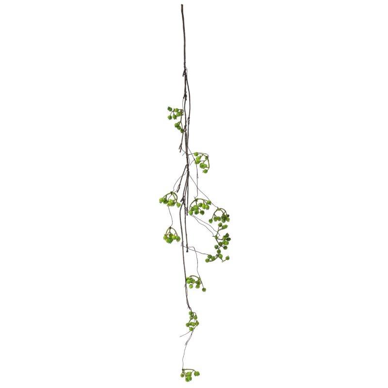 ベリーブランチ グリーン 単品花材 アーティフィシャルフラワー アートフラワー