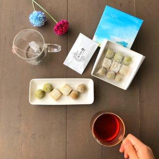 konohana&teaworksスノーボールセット