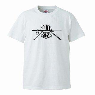 ROUTE87 Tシャツ