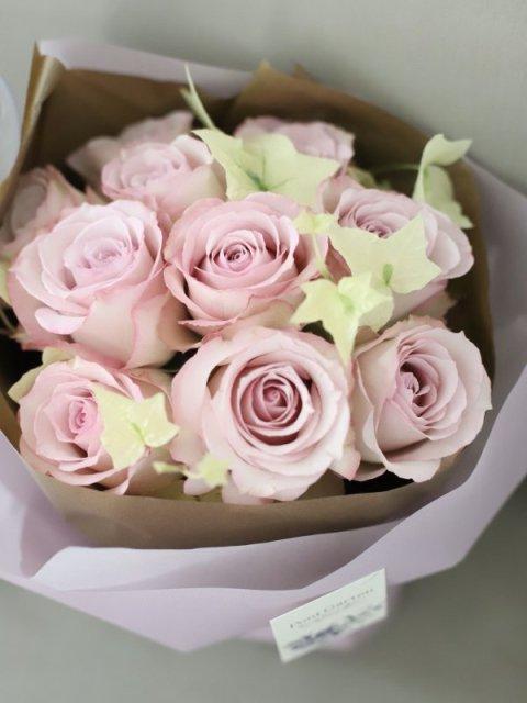 ローズ Bouquet 10本から