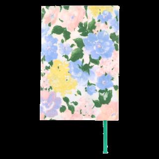 文庫本カバー【The Bloom・ピーチブルー】