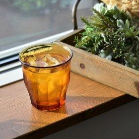 デュラレックス ピカルディー 250 ガラスコップ (カラー:アンバー)【ガラス】[フランス製/洋食器]