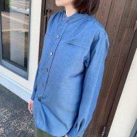 DU_TANGO<BR>スタンドカラーシャツ