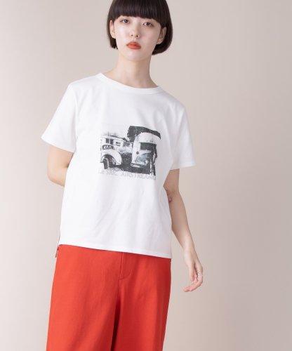 【AIRSTREAMCAFEコラボ】<br>エアストフォトTシャツ