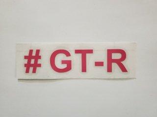 TRADEオリジナルステッカー #GT-R