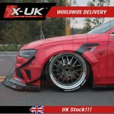 Audi A4 / S4 B8.5 2013-2015 wide body kit conversion fenders