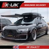 RS4 Style 1 front bumper upgrade for Audi A4 / S4 B9 2016-2019