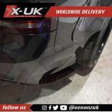 Rear extension lips for AUDI A5 (PAIR)