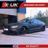 FRP lip kit upgrade for Audi A5 / S5 with X-UK RS5 style body kit conversion
