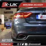 RS5 style rear bumper upgrade for Audi A5 / S5 Sportback 2007-2015