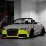 RS5 style body kit upgrade for Audi A5 and S5 coupe / convertible 2012-2015
