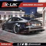 Audi A7 / S7 / RS7 rear spoiler FRP