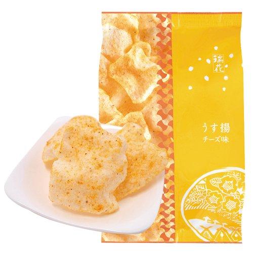 U04 うす揚 チーズ味