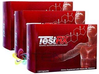 テストRX(TestRX) 3箱(120tabs×3)(アメリカ製/国際ヤマト)