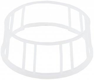 軟質ポリエチレン製 菅笠用サイズフリー五徳 (クリア)<img class='new_mark_img2' src='https://img.shop-pro.jp/img/new/icons31.gif' style='border:none;display:inline;margin:0px;padding:0px;width:auto;' />
