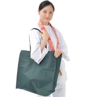 エコバッグにも使える!へんろ笠用 収納袋 緑色