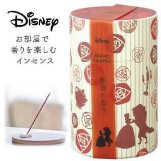 線香 ディズニー ルームインセンス 美女と野獣 薔薇の香り