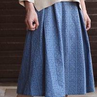 ロングテイルスカート