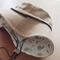 ファミリー帽子(おとなフリーサイズ58cm)