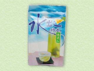 TP-6 水出し緑茶ティーパック (抹茶入り)(10g×15p) 冷水でも可
