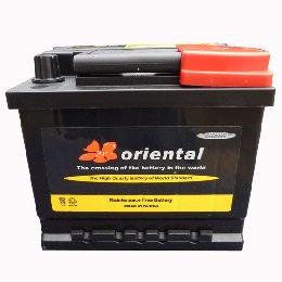 【新品 格安 高品質 低コスト】 カーバッテリー oriental 【543-16】