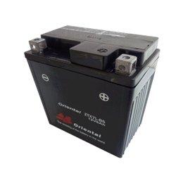 【新品 格安 高品質 低コスト】 バイク用バッテリー oriental ZTX7L-BS(完全密閉)