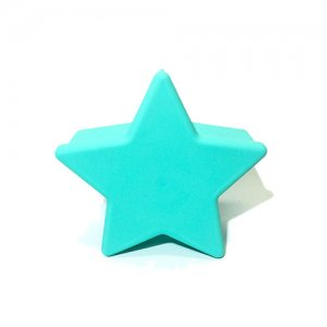 Star Food Case 保存容器 Lt BLUE