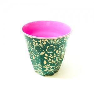 rice メラミンカップ フェーン&フラワー