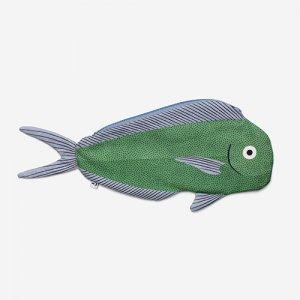 Donfisher ドンフィッシャー ポーチ Dolphin Fish