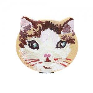Natalie Lete コンパクトミラー Cat Toffee