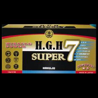 H.G.H SUPER 7(プロテオグリカン配合)