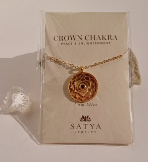 CROWN CHAKRA ネックレス