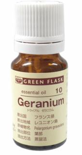 ゼラニウム  精油