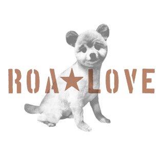 【絵柄C】ペットの写真でつくる ドット+LOVEお名前