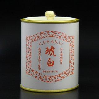狭山微醗酵茶 琥白(こはく)【24g缶】