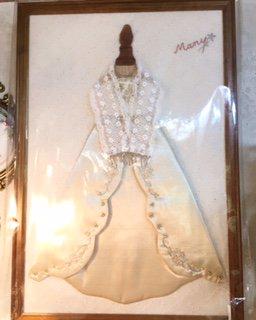 マニー コラージュ イブニングドレス