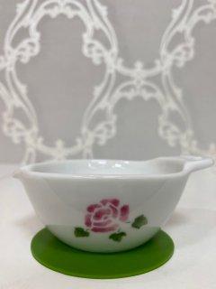 ロ−ズ 陶器 ミニすり鉢