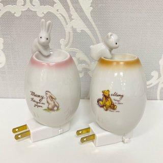 陶器フットアロマライト